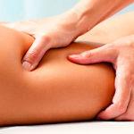 Massage circulatoire des jambes ou anti-cellulite