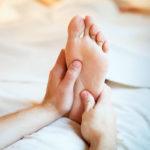 Réflexologie - massage des pieds